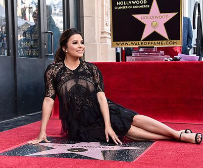 Eva Longoria is 'overwhelmed'! Here's why