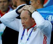 Slutski confirms Russia departure after Euro 2016 exit