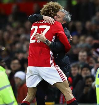 PHOTOS: Manchester United turn frustration into jubilation