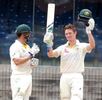 Aparajith bags five, but Bancroft's 150 hoists Australia 'A'