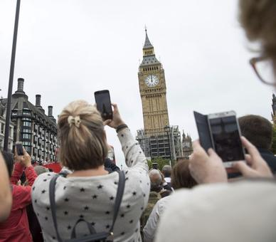 Big Ben rings its final 12 bongs as 4-year repairs begin