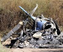 Taliban release crew of crashed Pakistani helicopter