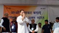 'Hugplomacy fail': Rahul Gandhi takes a dig at PM Modi as US delinks Haqqani network from Lashkar