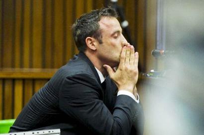 Paralympian Oscar Pistorius sentenced to 13 years in jail