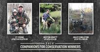 SportDOG Brand Announces Winners of 2016 Companions for Conservation Contest