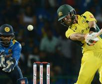 Maxwell fires Aussies to world record victory