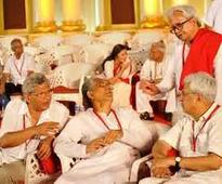 CPM politburo panel to finalize disciplinary action against Achuthanandan