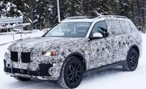 BMW X7 Caught On Camera During Cold Weather Testing