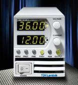 Programmable Power Supply Features Digital Controls & Built-in Arbitrary Waveform Generation