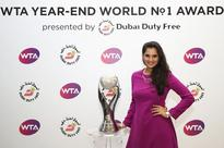 Sania Mirza retains No.1 doubles ranking for second straight year