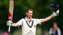 Voges ruled out of Middlesex return