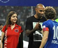 Thierry Henry wows fans in Kolkata, believes Indian football and ISL have a bright future