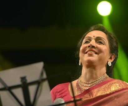 Watch: Hema Malini sings for special Janmashtami album