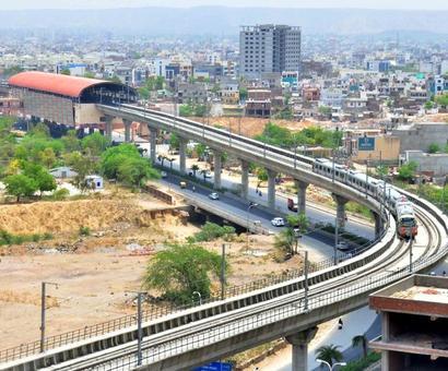 Jaipur marvel: India's fastest built metro begins journey
