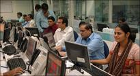 Sensex, Nifty hold in positive territory; Adani rises on rating upgrade
