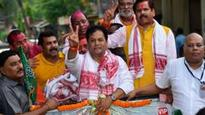 India BJP leader takes over in Assam