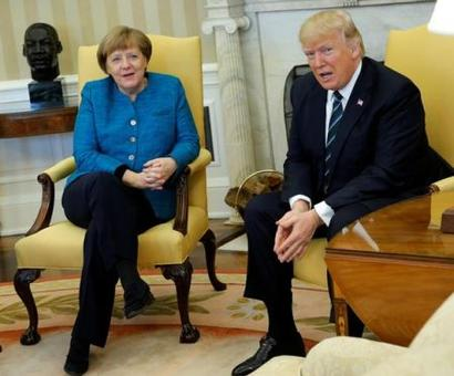 Trump's comeback to German rebuke: They will pay more for NATO