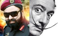 Hind Ka Napak Ko Jawab poster: MSG fights Pakistanis with Salvador Dali-inspired moustache