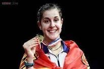 Flamenco queen Marin goes for landmark badminton gold