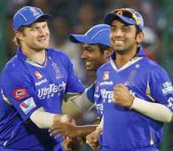 IPL 2013: Rajasthan beat Hyderabad by four wickets