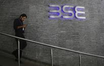 Sensex fails to hold early gains, ends just 44 pionts up