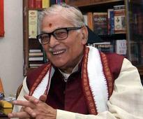 Murli Manohar Joshi releases a book on parliament's functioning