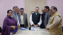 Rahul Gandhi appoints Sharmistha Mukherjee as new chief of Delhi Mahila Congress