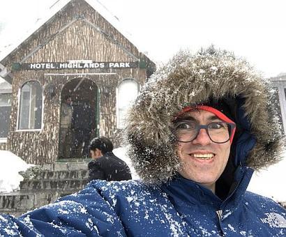 When it snows in Kashmir, Omar heads to Gulmarg