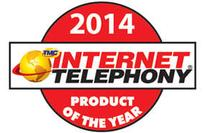 XO Communications Receives 2014 INTERNET TELEPHONY Product of the Year Award