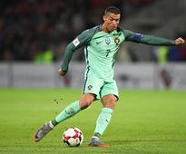 World Cup qualifiers: Cristiano Ronaldo continues goalscoring form as Portugal beat Latvia 3-0