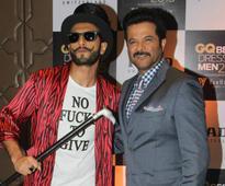 Ranveer Singh is Good Choice For Lakhan, Says Anil Kapoor