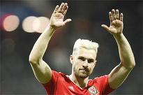 Euro 2016: Ramsey glows for Wales in Bale's shadow