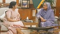 Sushma Swaraj in Bangladesh: MEA opens India's new chancery complex in Dhaka