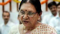 Ouster talk work of rumour-mongers, says Gujarat CM Anandiben Patel