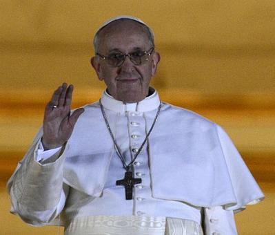 Pope Francis' Christmas message wishes peace for troubled world