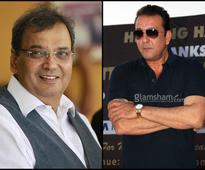 Sanjay Dutt and Subhash Ghai back together