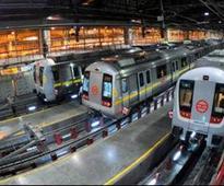 Dwarka-Iffco Metro line in survey loop
