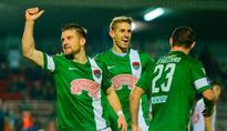 Cork City overhaul St Pats to keep the title race going for another 48 hours at least