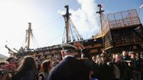 How did Henry VIII's the Mary Rose sink?