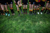 Good sports join Reclink Community Cup shenaningans