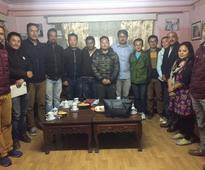 NSUO meeting for observing 2nd Samjhuata Diwas