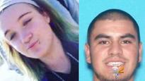 Police search huge swath of Calif., hoping missing teen is alive