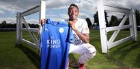 Football: Leicester City make club record signing