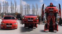 VIDEO: Watch this real life BMW 3 Series Transformers in action