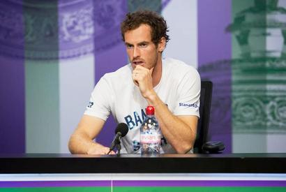 WATCH: Andy Murray slays sexist reporter in two words