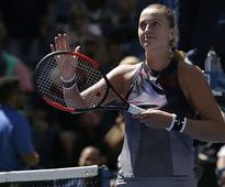 US Open 2017: Resurgent Petra Kvitova faces in-form Garbine Muguruza in 4th round
