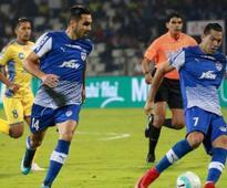 ISL: Bengaluru FC sail past Kerala Blasters 2-0