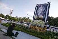 Thailand's opposition heartland shelves politics to mourn king