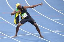 Bolt takes place among greatest all-time athletes