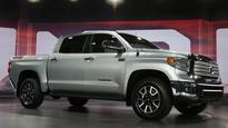 Toyota recalls 79,000 North American Tundra pickups
